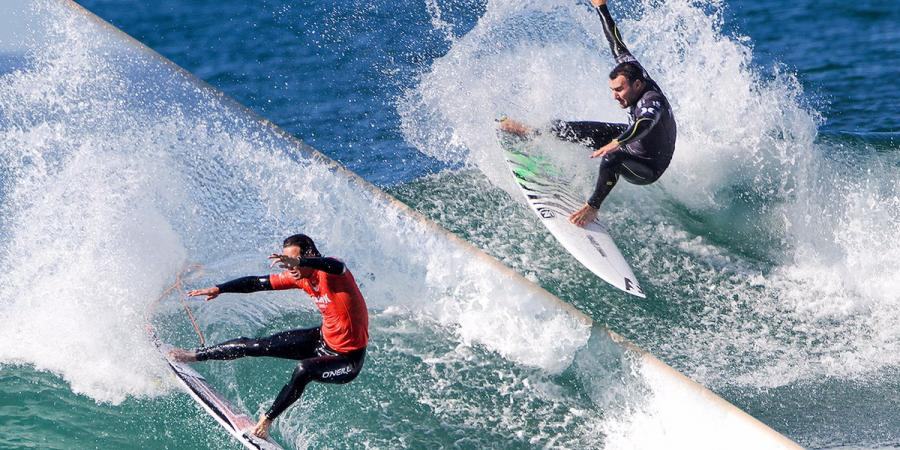 Highlights: Jordy Smith, Tyler Wright win Hurley Swatch Pro