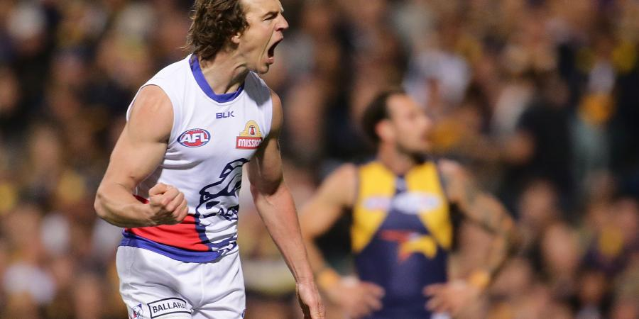 Dogs praise AFL big-game specialist Picken