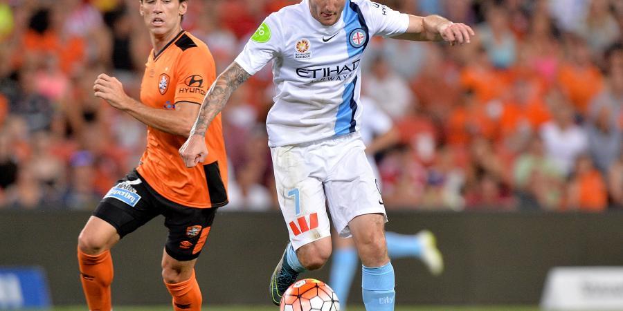 City's Gameiro set to miss A-League season