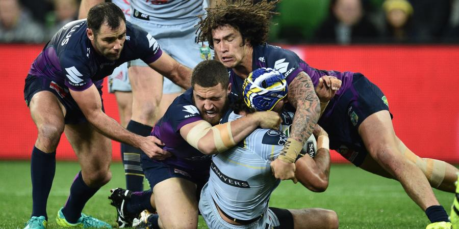 Bad blood behind Cowboys complaints: Storm
