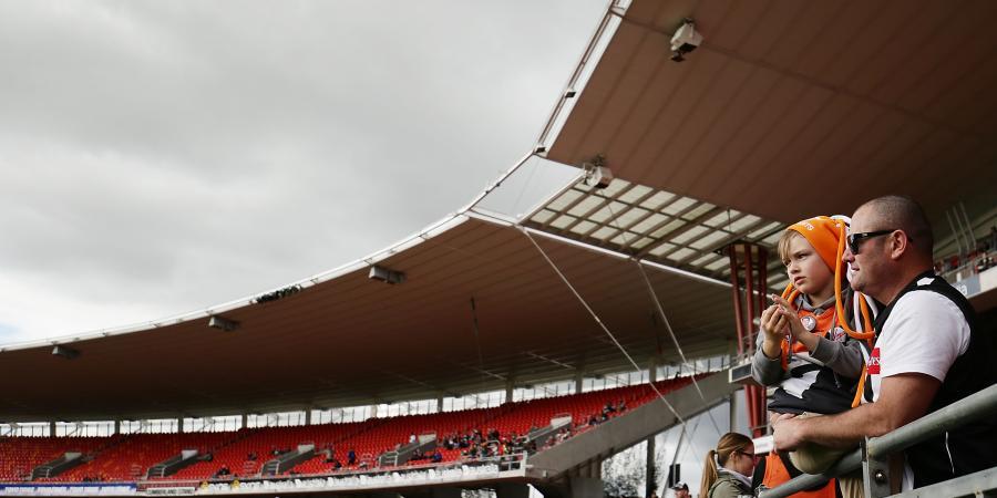 AFL remains confident on GWS stadium call
