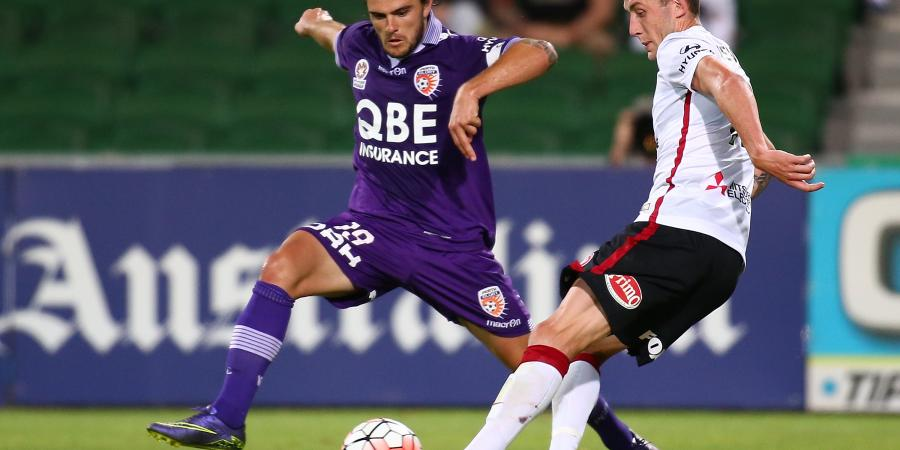 Glory's Risdon no certainty for Socceroos