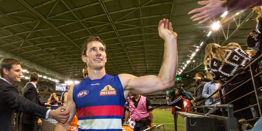 Dogs won't address AFL prelim loss streak
