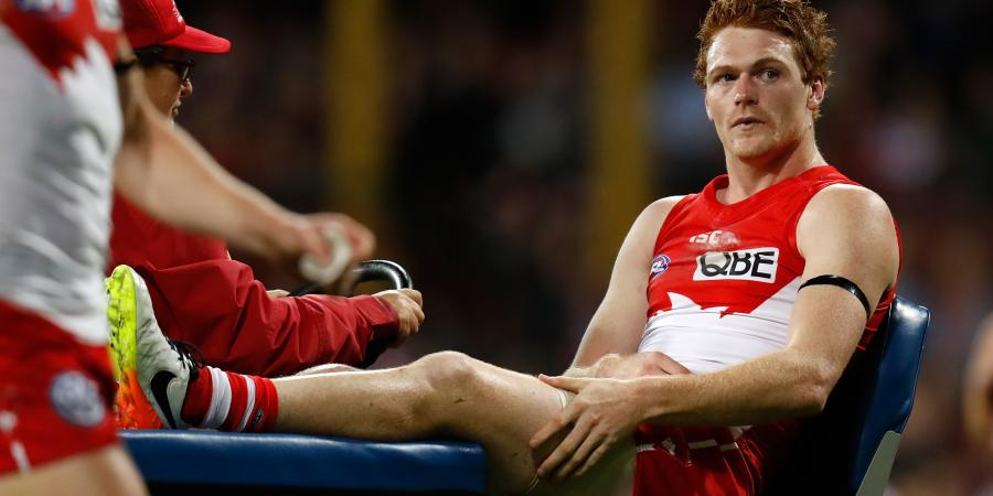 Swans to assess injured stars on Wednesday