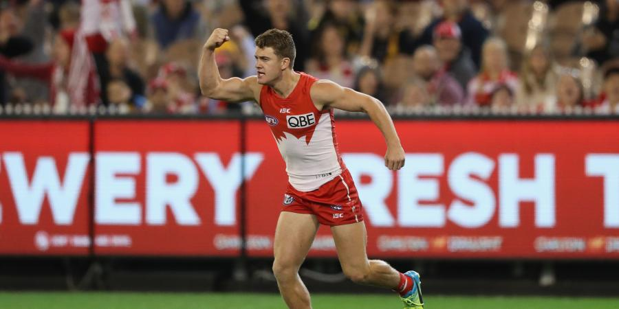 Swan Papley setting AFL family first