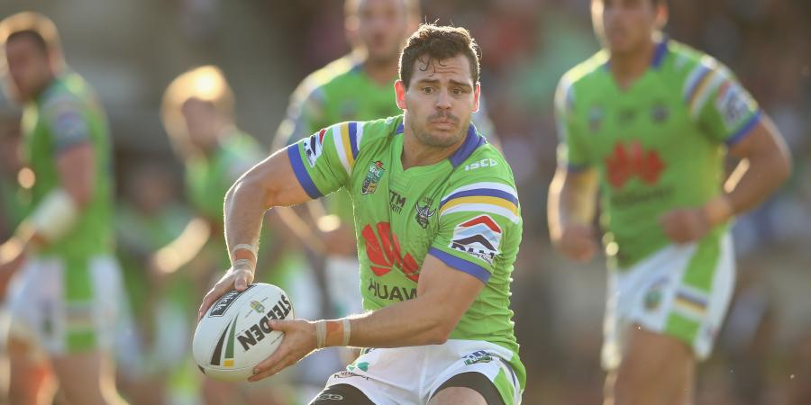 Raiders won't buy-in to Storm wrestle talk