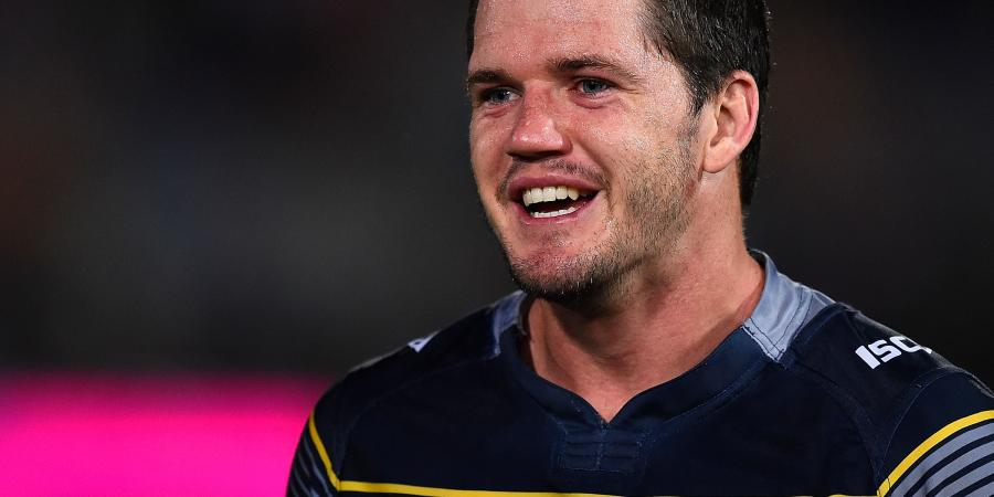 Target Coote at your peril Sharks: Brasher