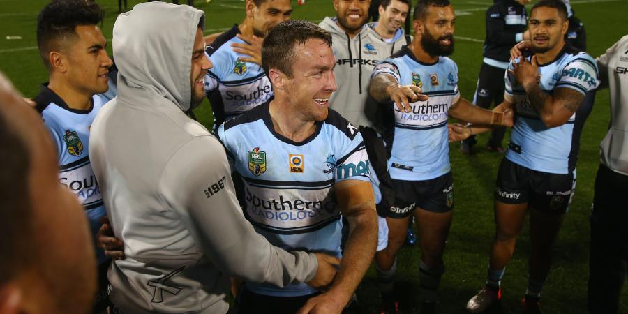 Big-game NRL losses still hurt Maloney