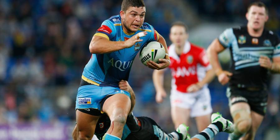 Taylor extends Gold Coast Titans NRL deal