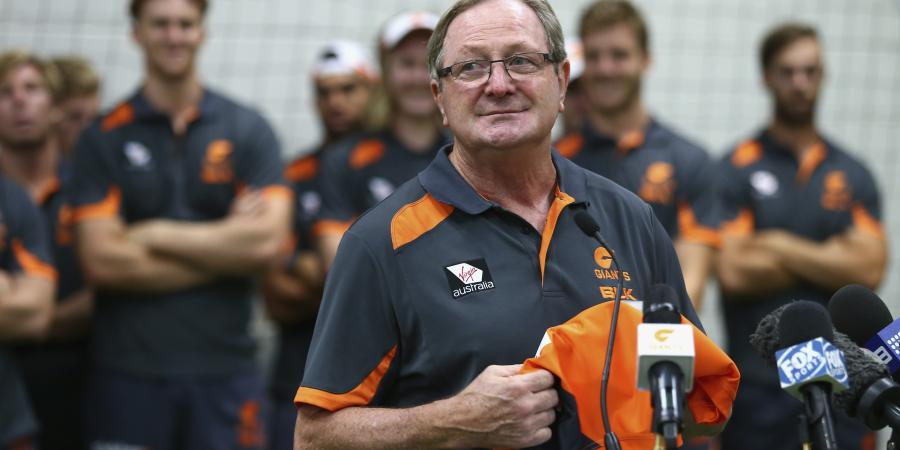Giants must seize their AFL moment: Sheedy