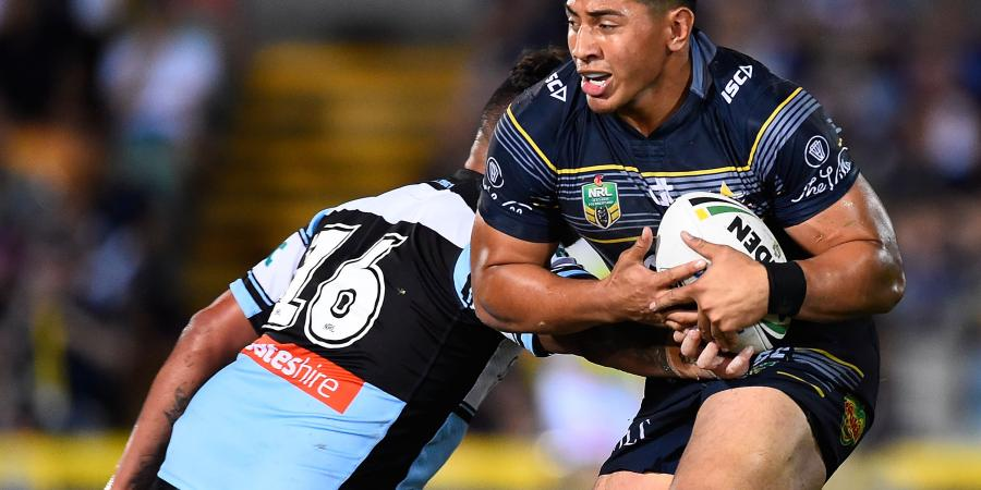 I almost signed with Cronulla: Taumalolo