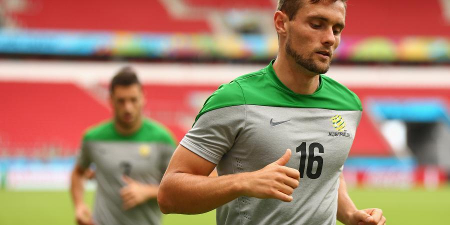 Adelaide sign fringe Socceroo Holland