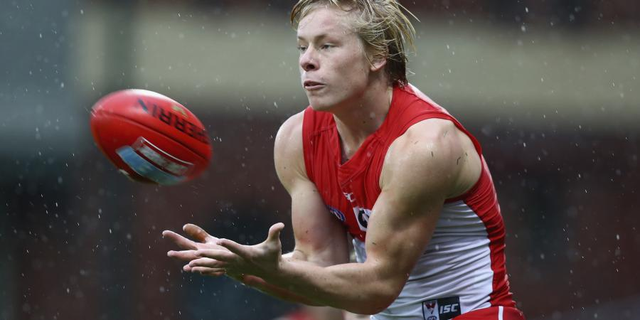 Heeney built for AFL finals: Kieren Jack