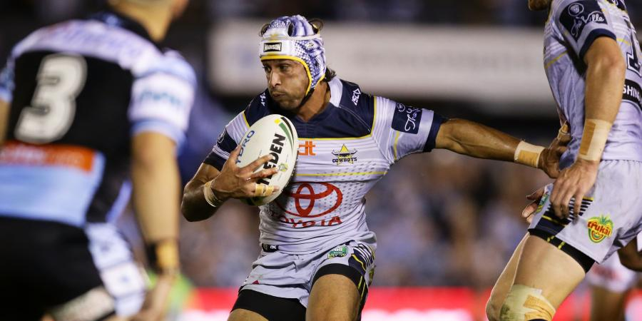 Cronulla may have mental scars: Thurston