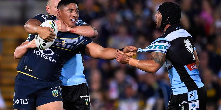Ennis is NRL's most irritating: Taumalolo