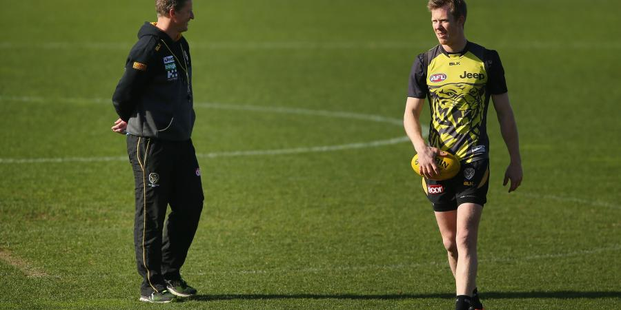 Riewoldt undergoes unexpected ankle reco