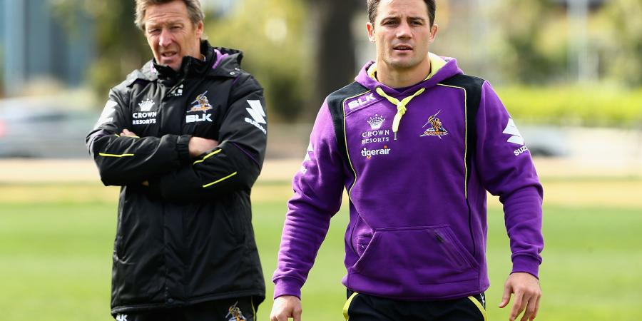 Bellamy hoping Cronk inspires Storm