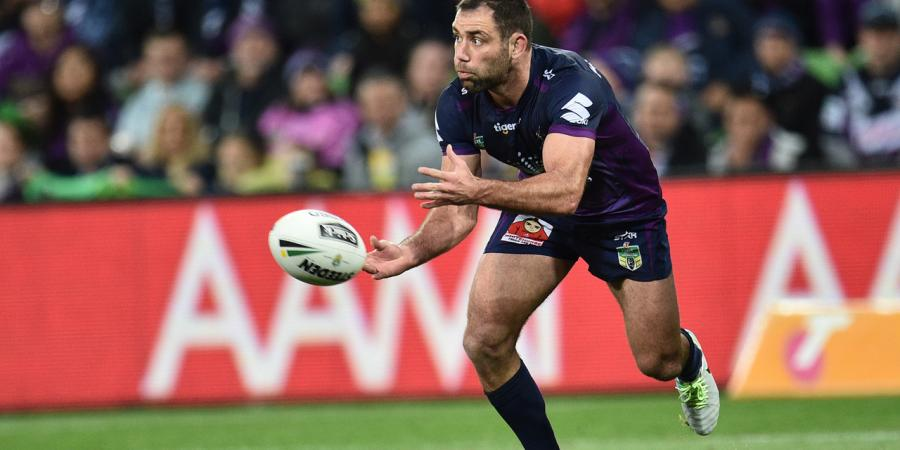 Storm not fazed if crowd behind Sharks