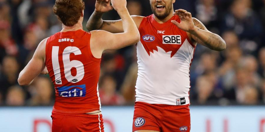 Swans' Rohan confident after knee scare