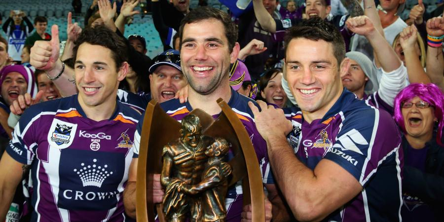 This year's Storm better than 2012: Cronk