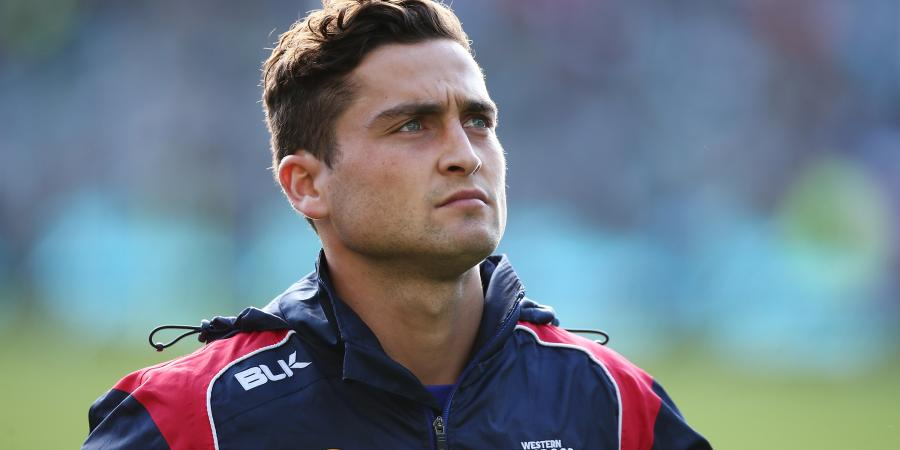 No looking back for Dogs AFL star Dahlhaus