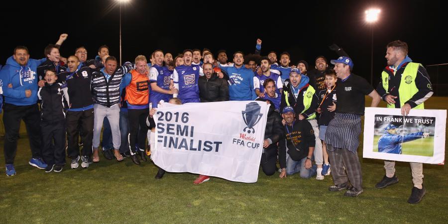 Canberra embrace FFA Cup underdog status