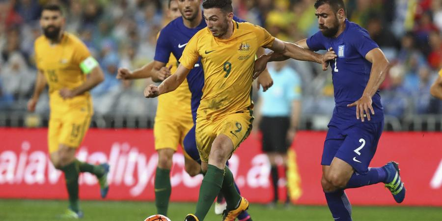 Giannou into Socceroos squad for Degenek