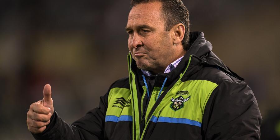 Stuart wins gong for Raiders' NRL revival