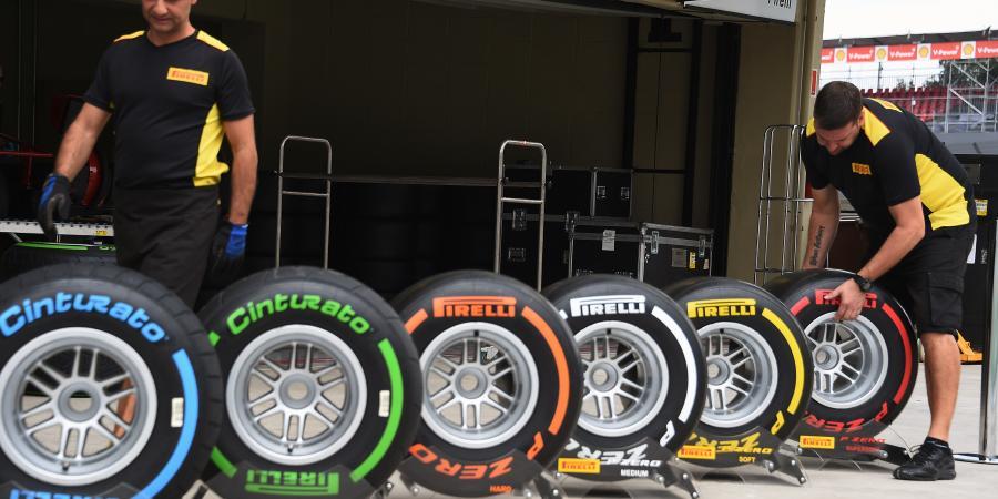 F1: Highest track temperatures in recent memory