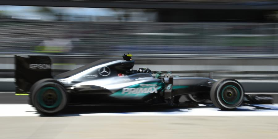 F1: Malaysia FP1 - Rosberg tops opening session