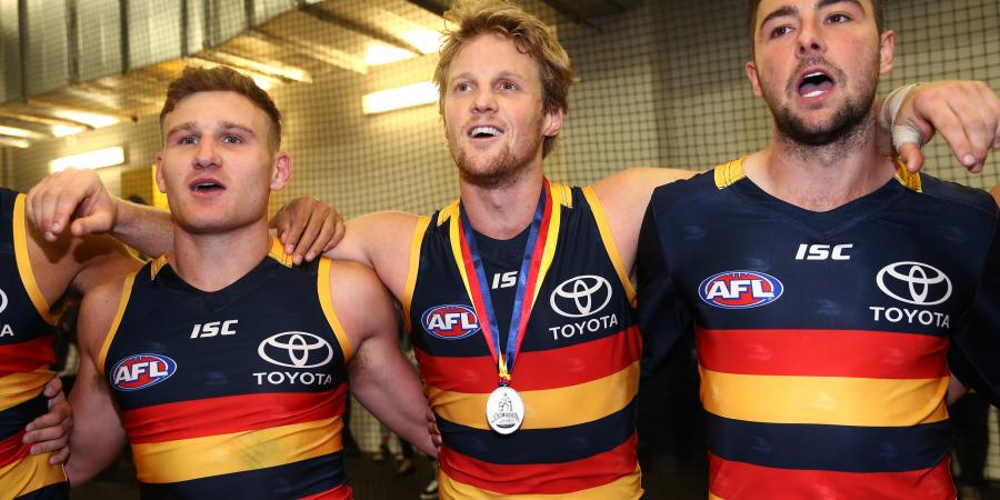 Crows Too Powerful For Port In Showdown XLII