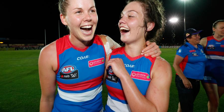 Alex Docherty's Top 50 AFLW Players