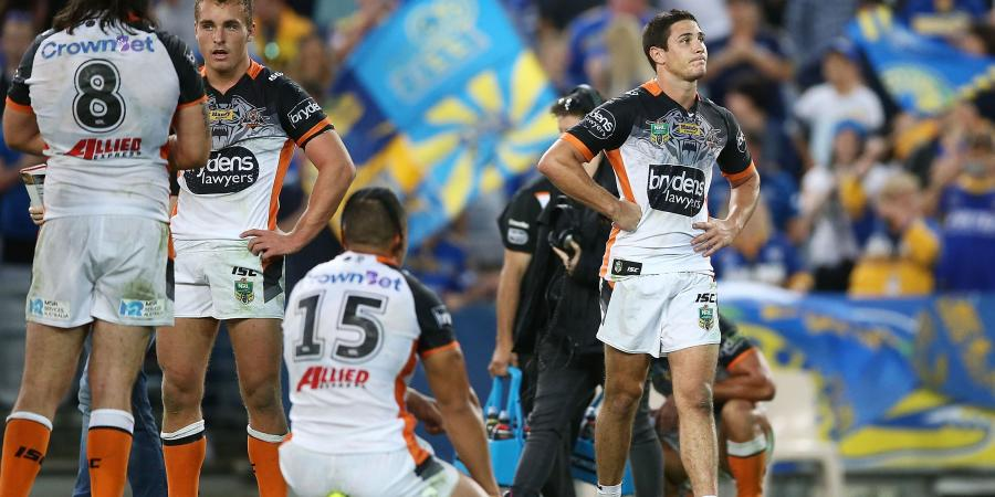 Eels scrape to victory on Easter Monday