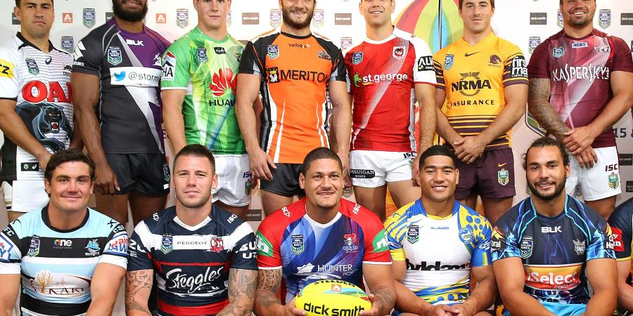 Are there too many jerseys in the NRL?