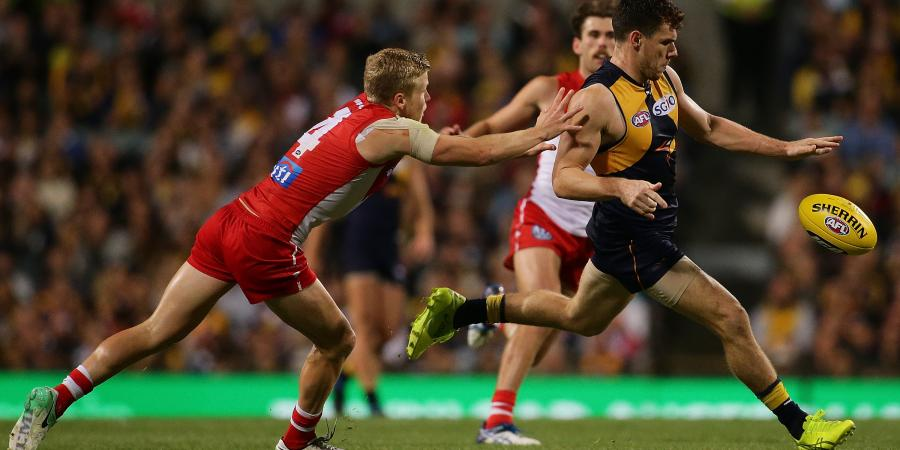 Round 4 Review: Eagles Continue Swans Misery