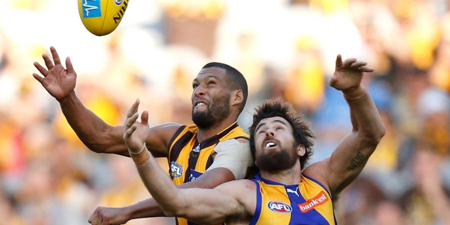 Round 5 Preview: West Coast vs. Hawthorn