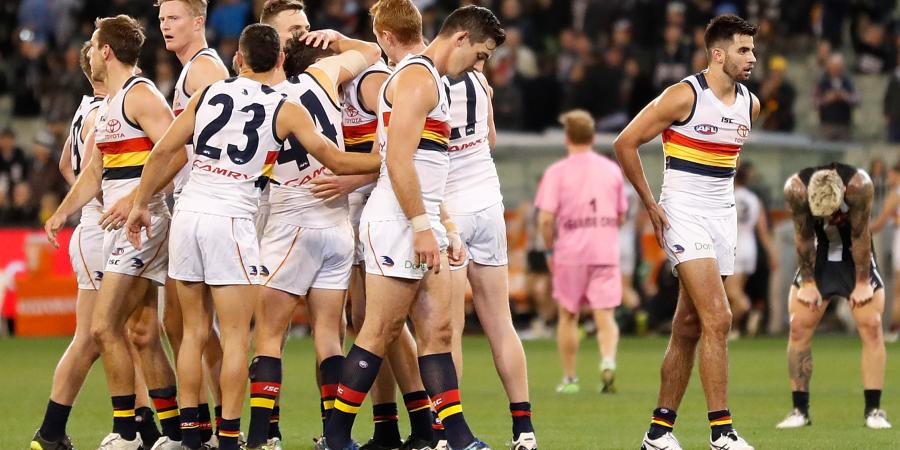 Adelaide Avalanche Sets Up McGovern Miracle Finish