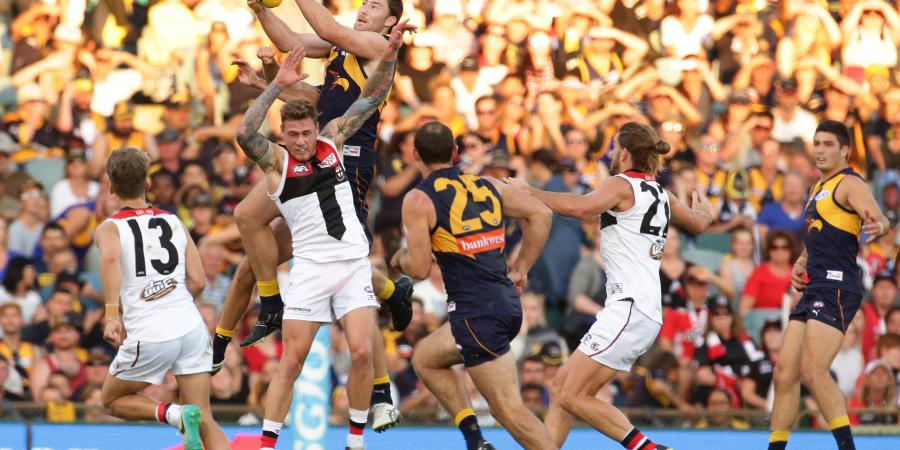 Round 20 Preview: St.Kilda vs West Coast