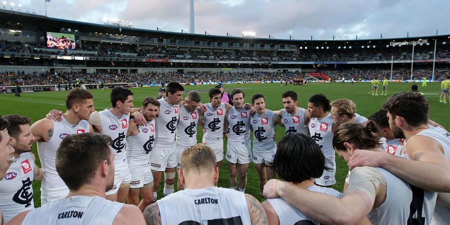 Media saying Carlton is boring!...As a Carlton supporter, I don't care what they say!