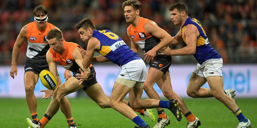 Round 22 Preview: GWS Giants vs West Coast