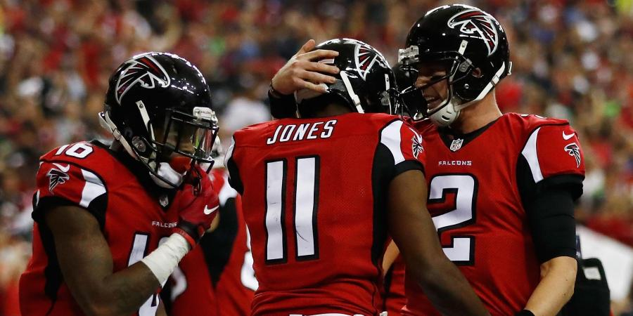 NFL: Can the Patriots stop the Falcons?