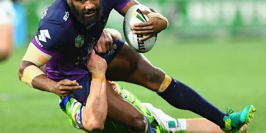 Koroibete out of Brisbane Tens: report