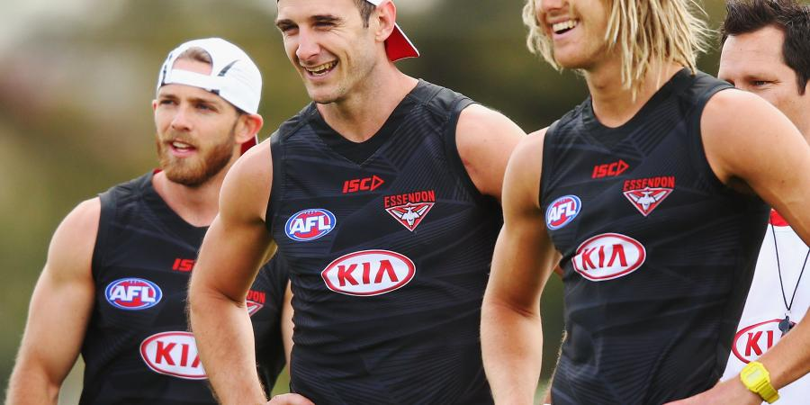 Roughie, Bombers to spark AFL pre-season