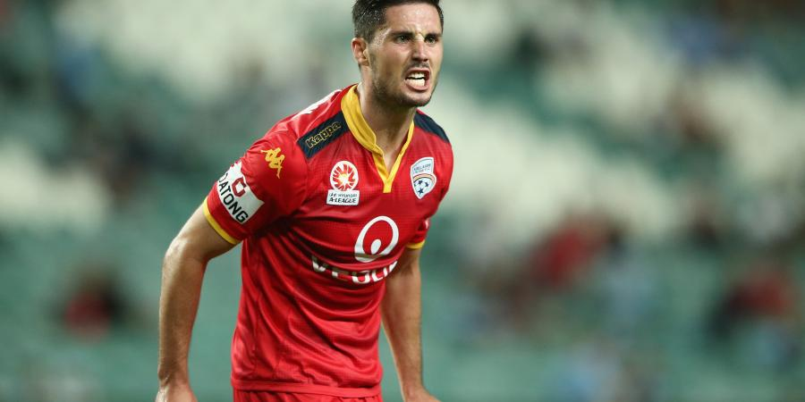 McGowan to play for Adelaide United