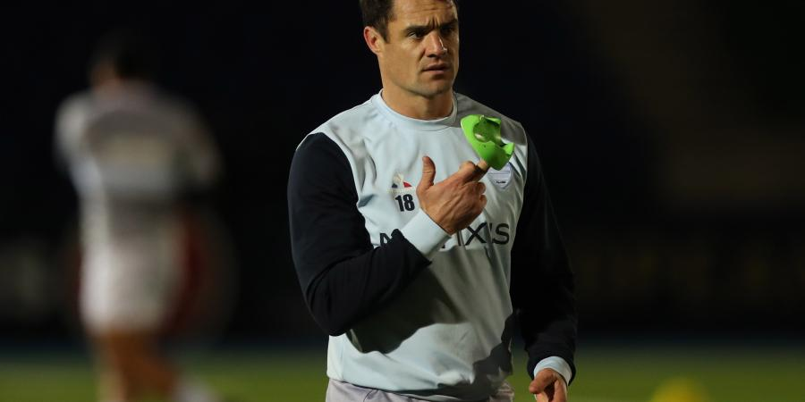 Dan Carter admits to drink driving