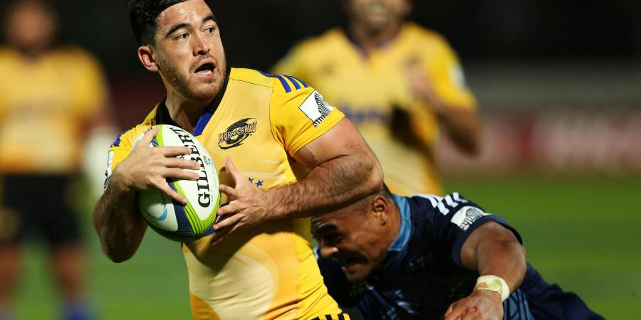 Milner-Skudder out of Hurricanes' opener