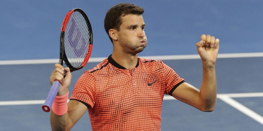 Dimitrov's narrow focus after Brisbane win