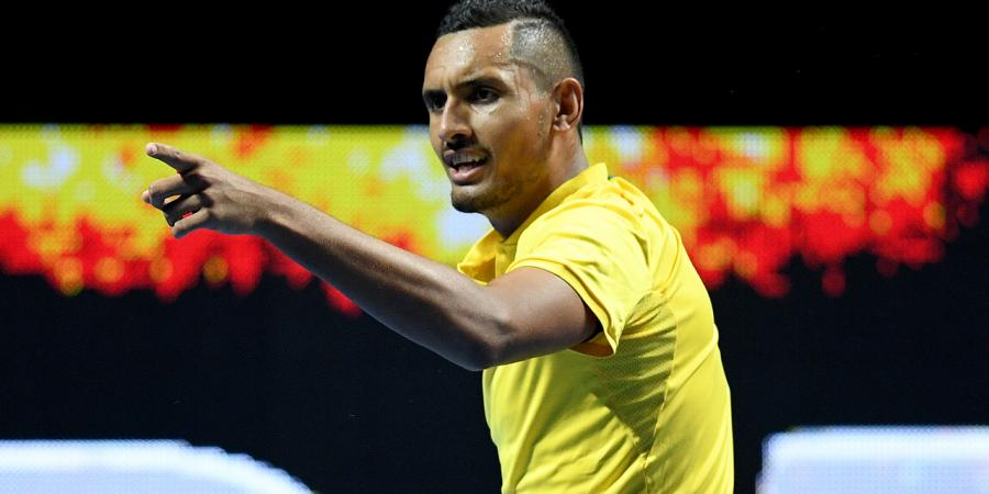 Hewitt backs Kyrgios for Open title push