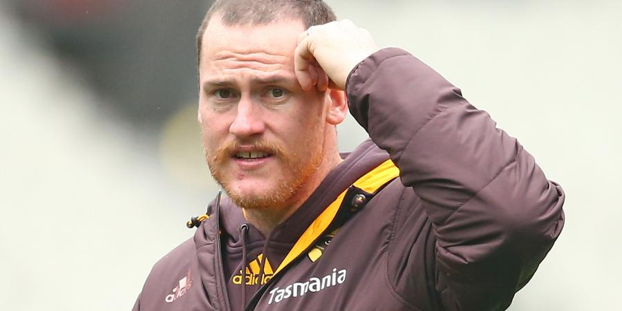 Roughead eyes pre-season return for Hawks