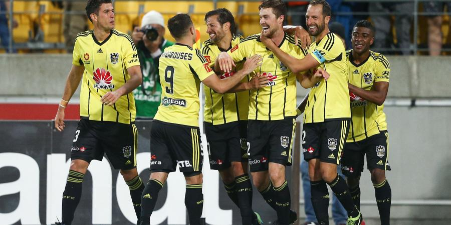 Business as usual for Wellington Phoenix